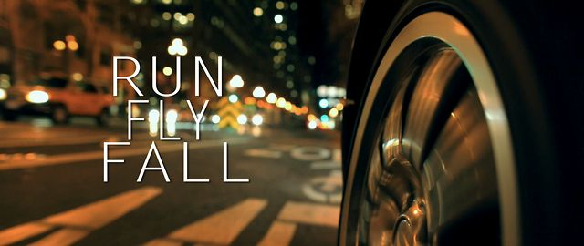 Run Fly Fall - Paul J. Kim (Music Video)
