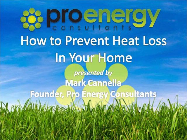 Home Improvement Usa How To Prevent Heat Loss In Your