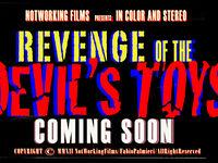 Revenge of the Devil's Toys - TRAILER