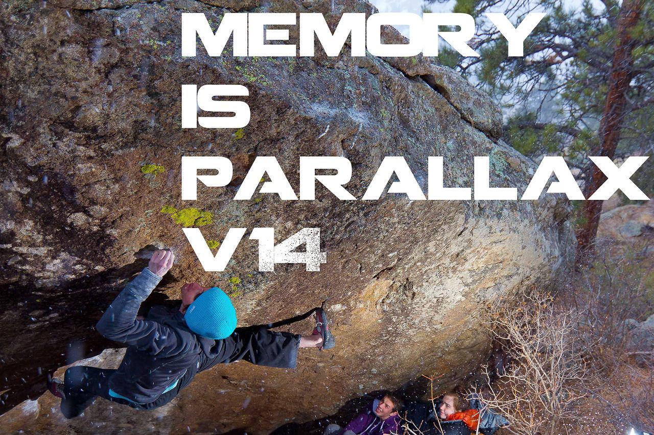 """""""Memory is Parallax"""" V14 FA"""