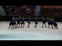 Sparklers Open Juv Easterns 2012 Final
