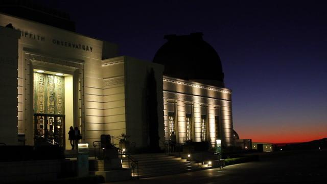 THE MAGIC HOUR - GRIFFITH PARK OBSERVATORY