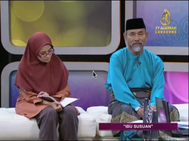Assalamualaikum @ TV AlHijrah &#8211; Ibu Susuan (28/01/2012)