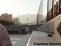 Third Edit of 4 of BCN Trip 2012 3.Carlos Bernal UWR/USD profile. Coming up 4. BCN CREW