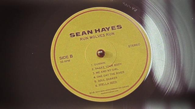 "Sean Hayes - ""Gunnin"""