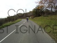 Raw Run - Col de St. Ignace