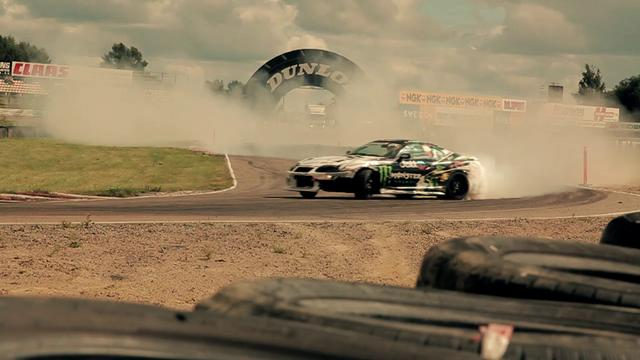 Superior Media - Pro-Int Drifting - Action Meet 2011 @ Mantorp Park Sweden