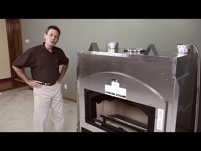Fireplace Xtrordinair 44 Elite Installation On Vimeo