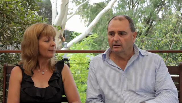 DHA Stories - Mark & Sue