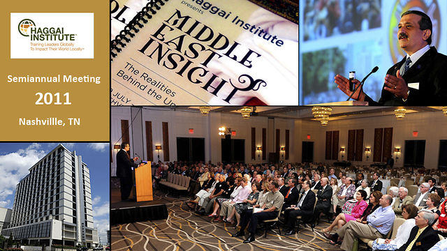 Haggai Institute&#039;s 2011 Semiannual Meeting Slideshow