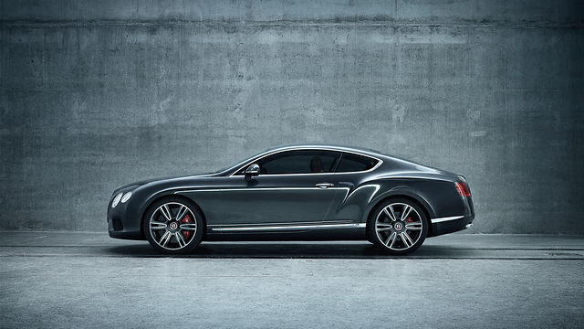 Bentley Continental GT V8 Launch Film 2012