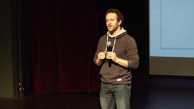 Entrepreneurs Unpluggd &#8211; Jason Fried, co-founder of 37 Signals