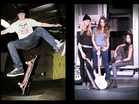 Volcom Street Wear Photo Shoot