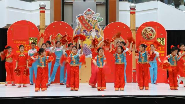 Chinese New Year 2012 Dance 6