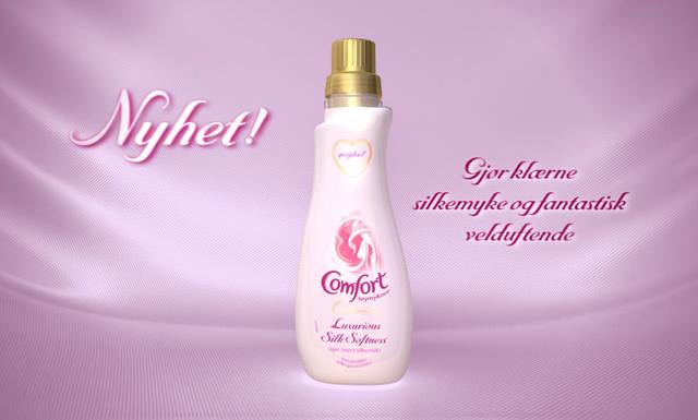 2009 – Comfort Crème Luxurious Silk Softness