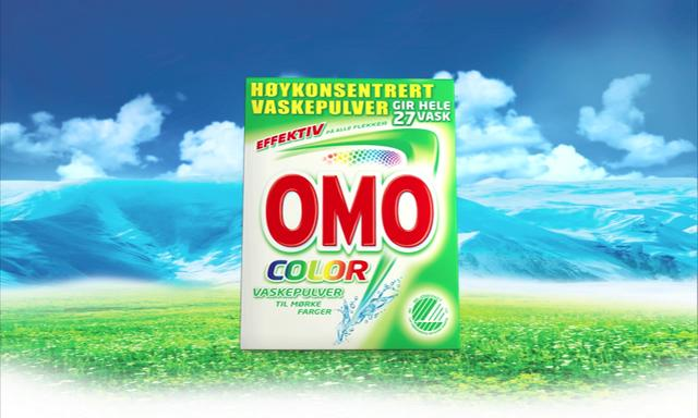 2010 – OMO Color med Svanemerket