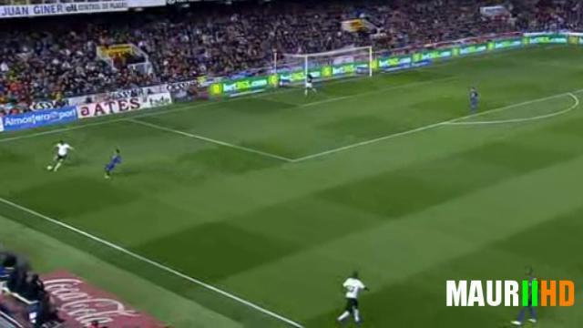 Alexis Sánchez v/s Valencia [FULL GAME]