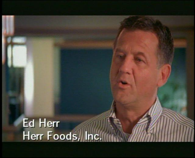 TV Ad: Herr Foods Inc. (CCEDC)