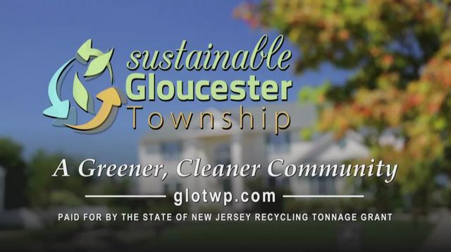 Gloucester Township's Single Stream Recycling