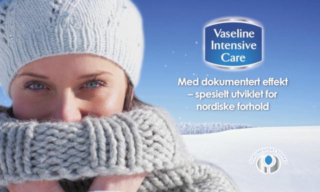 2010 – Vaseline Intensive Care – Vinterhud