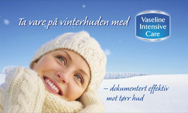 2009 – Vaseline Intensive Care – Vinterhud