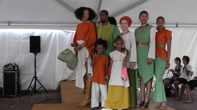 """GreenFest August 22 #3 """"Project Recycle Runway"""""""