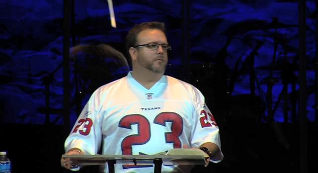 1.14.2012 / Forgettable Forgiveness - Pastor James Green