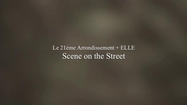 "Le 21ème Arrondissement + ELLE ""Scene on the Street"" at W Hotel Times Square"