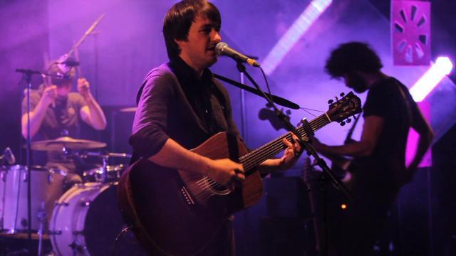 Garciaphone - Blankets (live @ Transmusicales de Rennes)