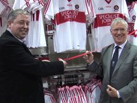 Tyrone man sponsors Derry!