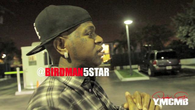 BIRDMAN BLOOD LOVE feat WEEZY & MACK MAINE
