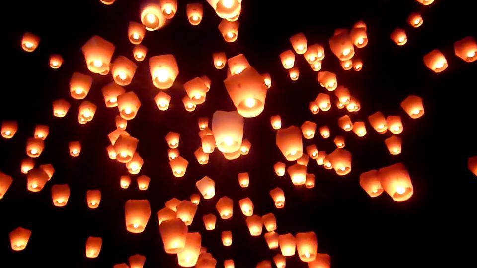 Pingxi Lantern Festiva...