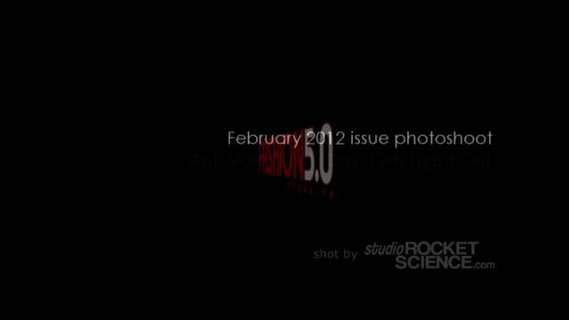 Fashion 5.0 February 2012 Photo Shoot @ Winstons