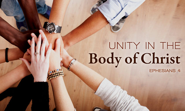 Unity In The Body Of Christ On Vimeo