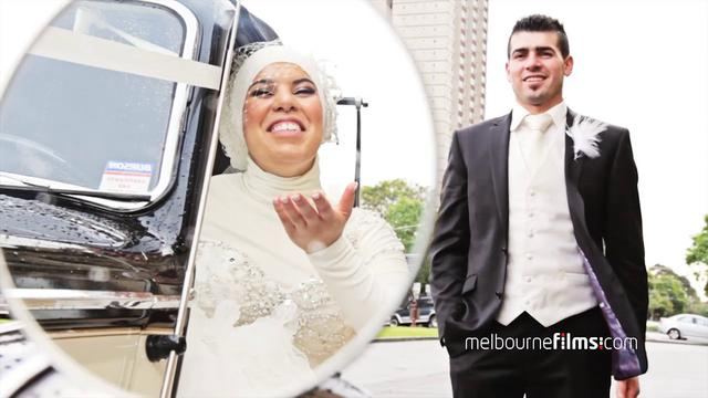 M  + R  Wedding Trailer + Melbourne