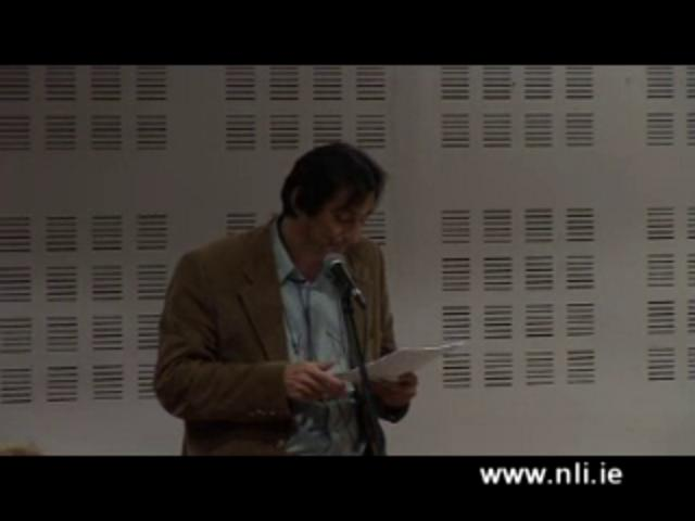 Irish Literature Exchange: Translating John McGahern