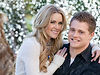 Blake and Megan's Engagement Portrait in Tempe Arizona
