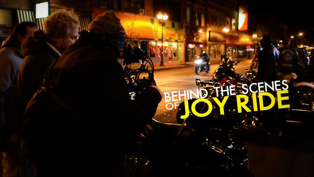 Joy Ride - Behind the Scenes