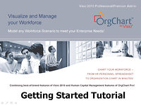 OrgChart for Visio - Learn HOW it works