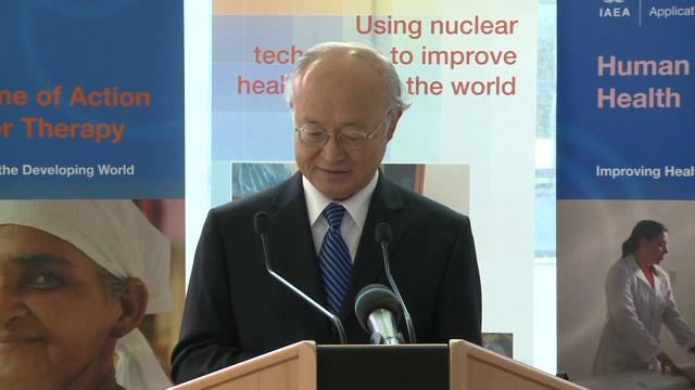 IAEA Director General's Address on World Cancer Day