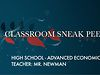 FPE Sneak Peek - High School - Advanced Economics