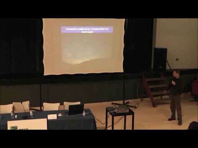 Observatoris del Montsec. Àger