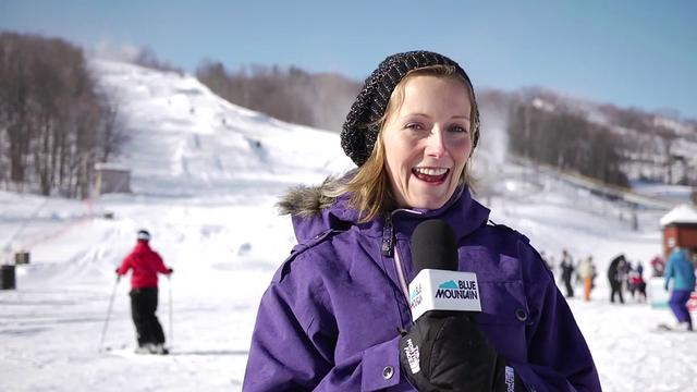 Blue Mountain Resorts - Weekly Video sample