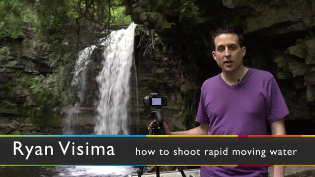 Blacks Photography: How to shoot rapid Moving Water