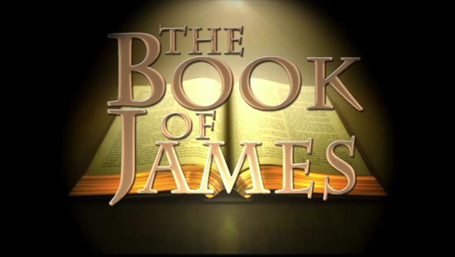 the book of james The epistle of james (ancient greek: ἰάκωβος, translit iakōbos), the book of james, or simply james, is one of the twenty-one epistles (didactic letters) in.