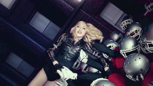 MADONNA - Give Me All Your Luvin' (VDJ Doc-Terry Vs Alessio Silvestro Club Remix)