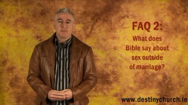 Sex outside of marriage? What does Bible say about it? - FAQ 2