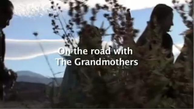 Grandmothers Traveling