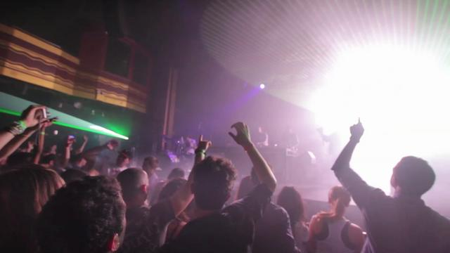 "SAVOY - ""I'm in Need"" live from Webster Hall"