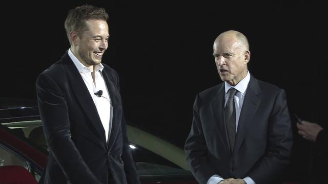 Model X Reveal - Tesla